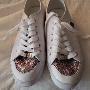 Guess glitter ankle sneakers